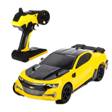 ماشین کنترلی ترنسفرمر (BUMBLEBEE) - Dickie RC Bumblebee from Transformers